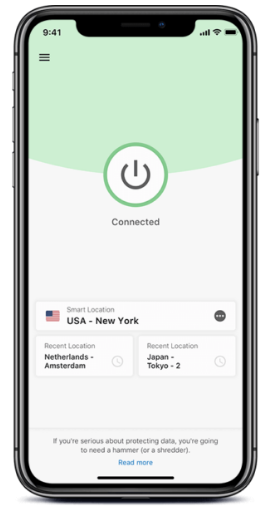 Best VPN pages according to CNET, TomsGuide, and TechRadar